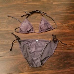 Old Navy Triangle String Bikini